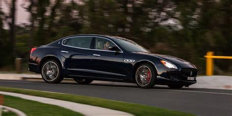 Review Maserati Quattroporte by 2016 Maserati Quattroporte Gts Review Caradvice