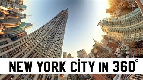 New York City In 360 Youtube