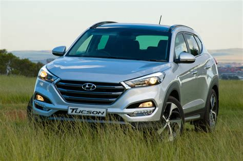 Allnew Hyundai Suv Launched, Proudly Wearing Tucson Badge