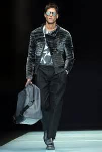 2017 Fashion Week Armani Men