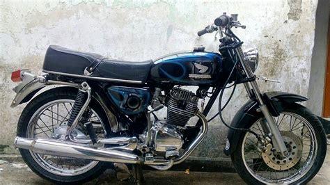Modif Retro by Jual Dijual Honda Cb Modif Semi Klasik Retro Basic