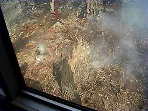 World Trade Center, around September 21, 2001