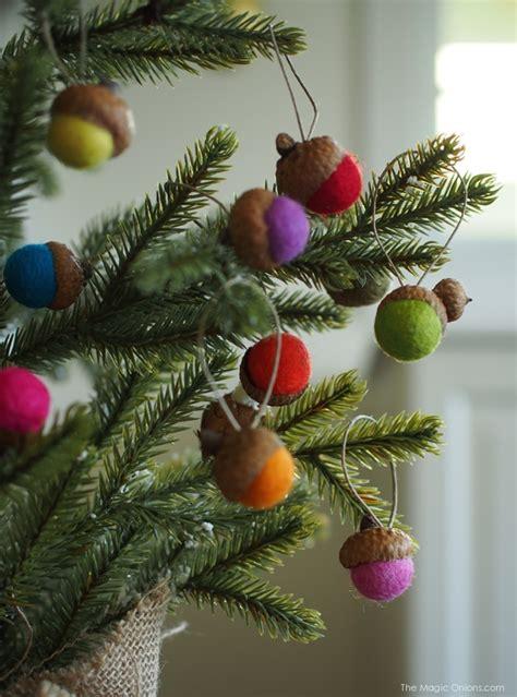 diy natural christmas decorations