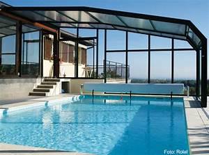 Pool Mit überdachung : schwimmbad gut bedacht schwimmbad zu ~ Michelbontemps.com Haus und Dekorationen