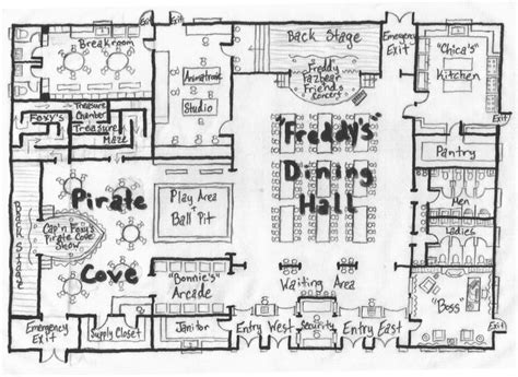 Freddy fazbear's pizzeria map download | amosfuda