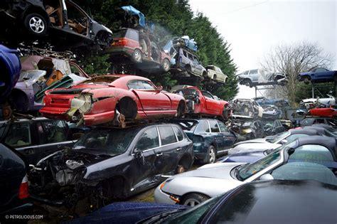Car Dump Yard Near Me by Chris Pollitt Sportscar Scrapyard 11 2000x1330 Autoexpert