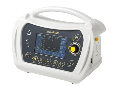O-Two e700 Transport Ventilator | Emergency Medical Products