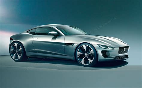 New 2020 Jaguar F-type Sports Car