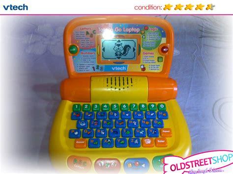 Vtech Learn N Grow Laptop oldstreetshop vtech tote n go laptop