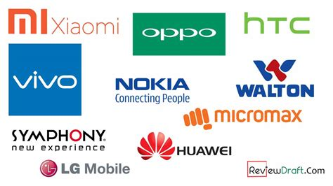 All Mobile Brands  Mobile Phone In Bangladesh  Review Draft