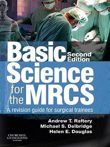 Basic Science For The Mrcs 2nd Edition Pdf Free Download