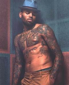 Chris Brown Tattoos & Meanings - A Complete Tat Guide