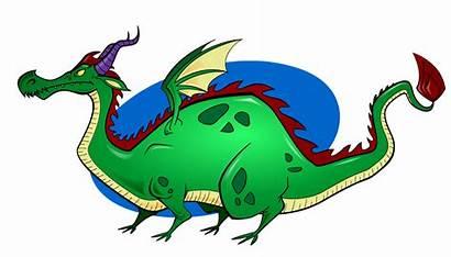 Dragon Cartoon Dragons Deviantart Clipart Naga Gambar