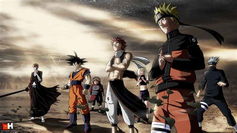 Anime Heroes Wallpaper - cool shippuden wallpapers wallpaper cave