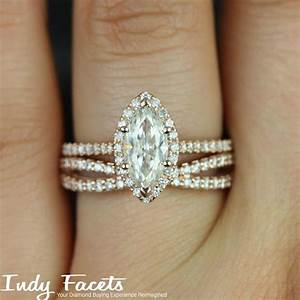 marquise cut diamond engagement ring set engagement ring usa With wedding band for marquise cut engagement ring
