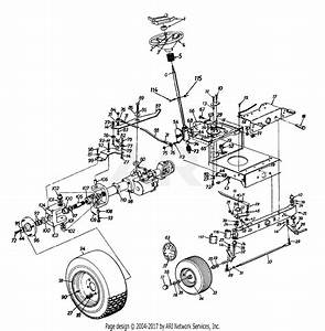 Mtd 13bx614g401  1998  Parts Diagram For Wheels  Front