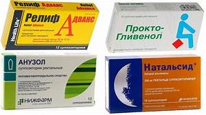 Свечи от геморроя анестезол инструкция по применению цена
