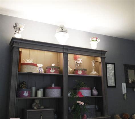 meuble cuisine 120 deco led eclairage idées déco pour les meubles