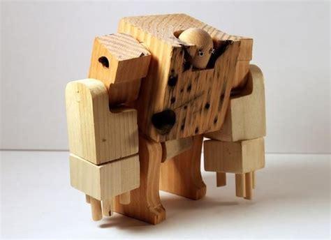 meet woobots creative wooden robot toy bonjourlife