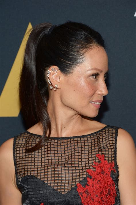 lucy liu lucy liu  academy  motion picture