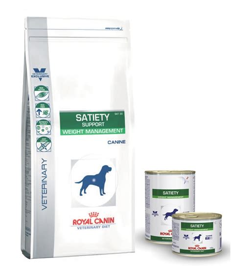 support cuisine royal canin vet canine diets satiety support food