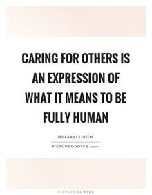 Caring About Others Quotes