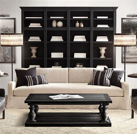 Restoration Hardware Living Room Pillows by 17th C Monastery Coffee Table In 2019 Design