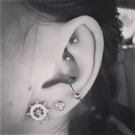 The 25 Best Conch Piercing Pain Ideas On Pinterest