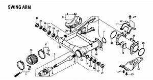 Honda Fourtrax 300 Rear End Diagram