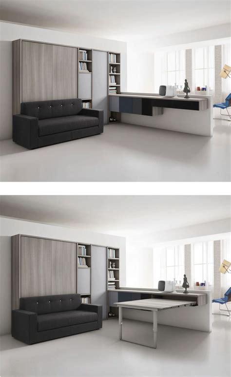 canapé lit pour studio 17 meilleures idées à propos de lit gain de place sur