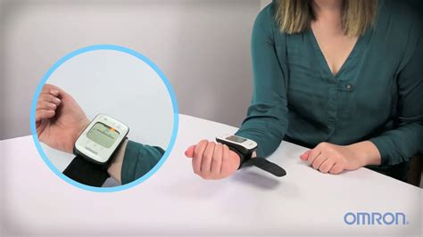How To Take a Blood Pressure Measurement using an Omron