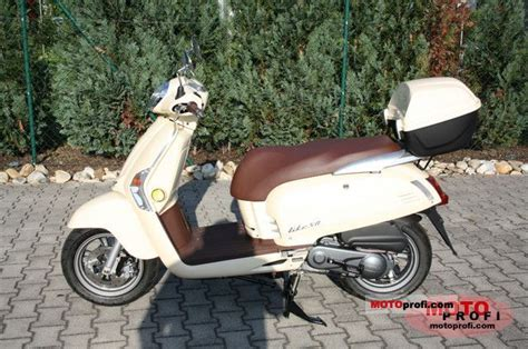 Kymco Like 150i Picture by Kymco Like 50 4t 2010 Specs And Photos