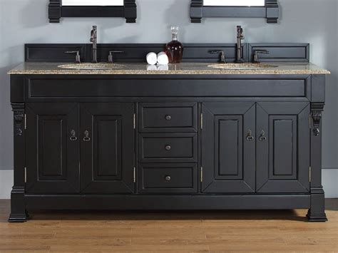 dark black bathroom vanities finding