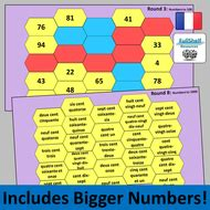 French Numbers (Les Nombres) Presentation   Teaching Resources