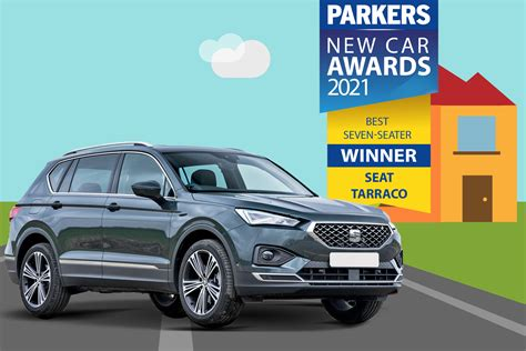 Seven-Seater Car of the Year | Parkers Car Awards 2021 ...