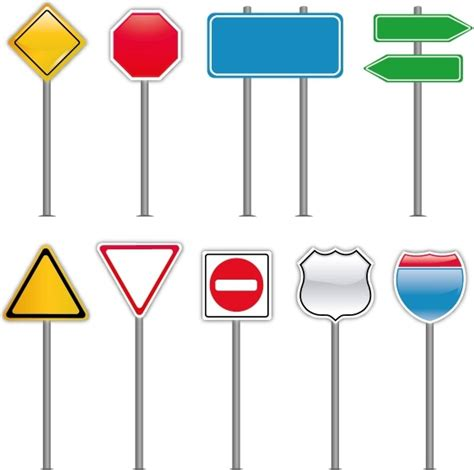 From wikipedia, the free encyclopedia. Road signs vector free vector download (8,755 Free vector ...