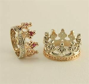 sale 10 off crown wedding ring set royal wedding rings With crown wedding rings