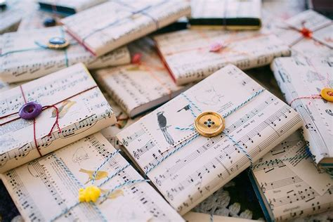 25 Best Ideas About Sheet Music Wedding On Pinterest