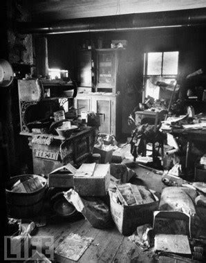 Ed Gein's home life / Boing Boing