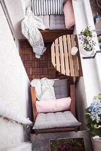 Kleiner Balkon Einrichten : kleiner balkon ideen ~ Orissabook.com Haus und Dekorationen