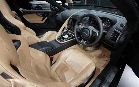 2014 Jaguar F Type Interior Photo 4