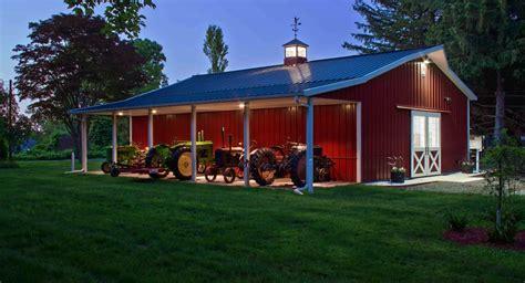 metal pole barns kentucky pole barn kits american pole barn kits
