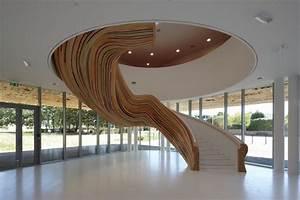 Escalier Design   Une S U00e9lection De 40 Mod U00e8les D U0026 39 Escalier