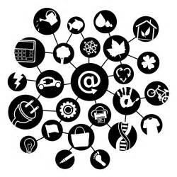 Internet of Things Black and White Pics