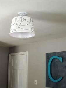 Nursery ceiling lighting ceramic cutout light