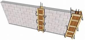 Poser Bloc Porte Entre 2 Murs : poteaux poutres cours et exercices ~ Dailycaller-alerts.com Idées de Décoration