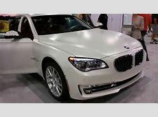 2015 BMW 740Ld Frozen Brilliant White Metallic YouTube