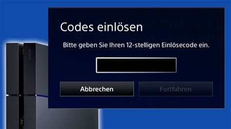 ps codes einloesen und im store gekaufte spiele