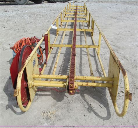 For Sale New by New 132 Square Bale Elevator Item E2194 Sold
