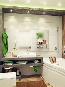 30, Small, And, Functional, Bathroom, Design, Ideas, For, Cozy, Homes